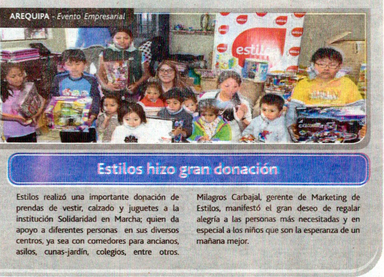 donacion 2015