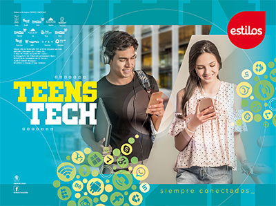 Catálogo TeensTech